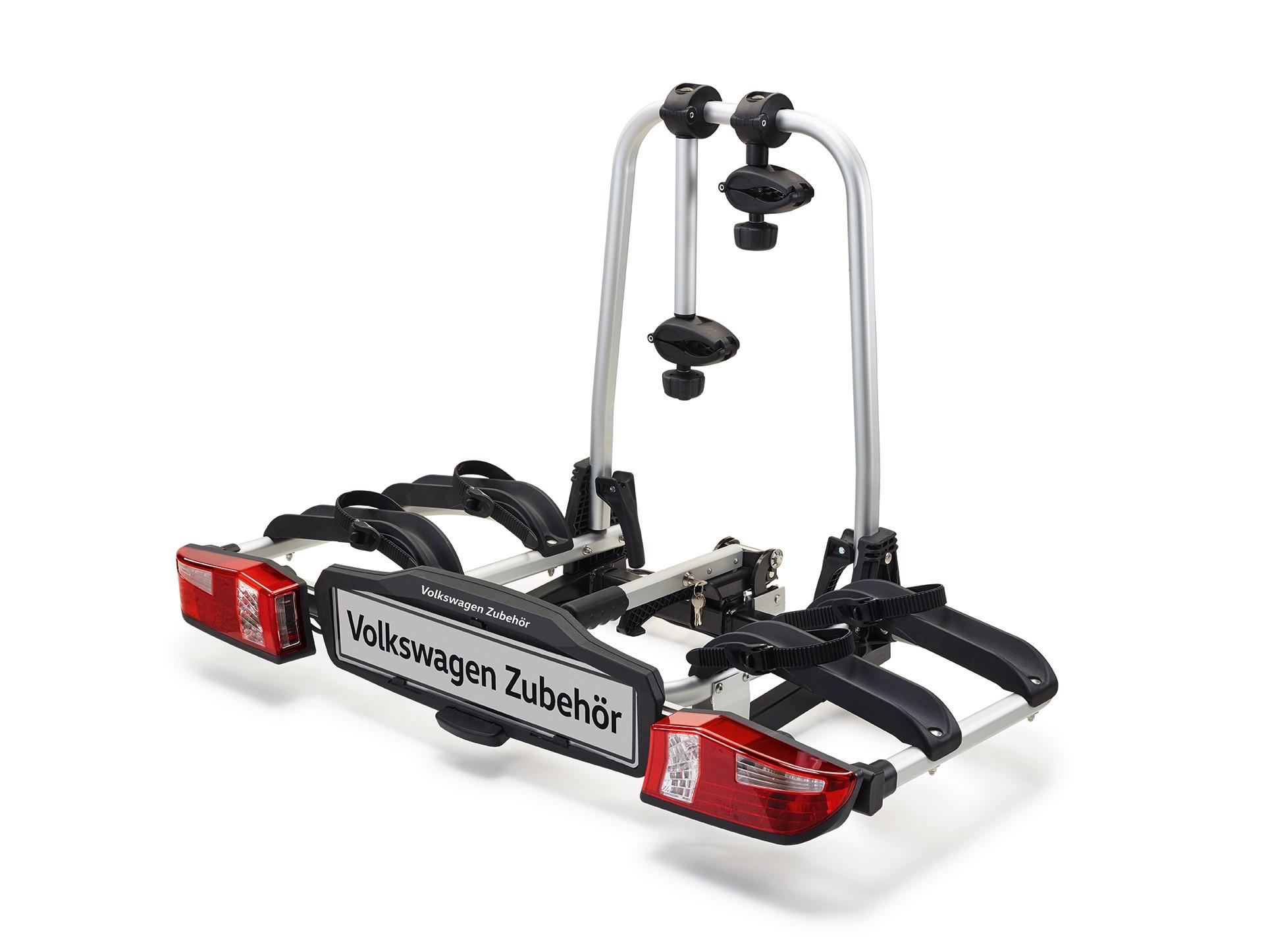 Bagażnik rowerowy Basic Flex na 2 rowery z opcją