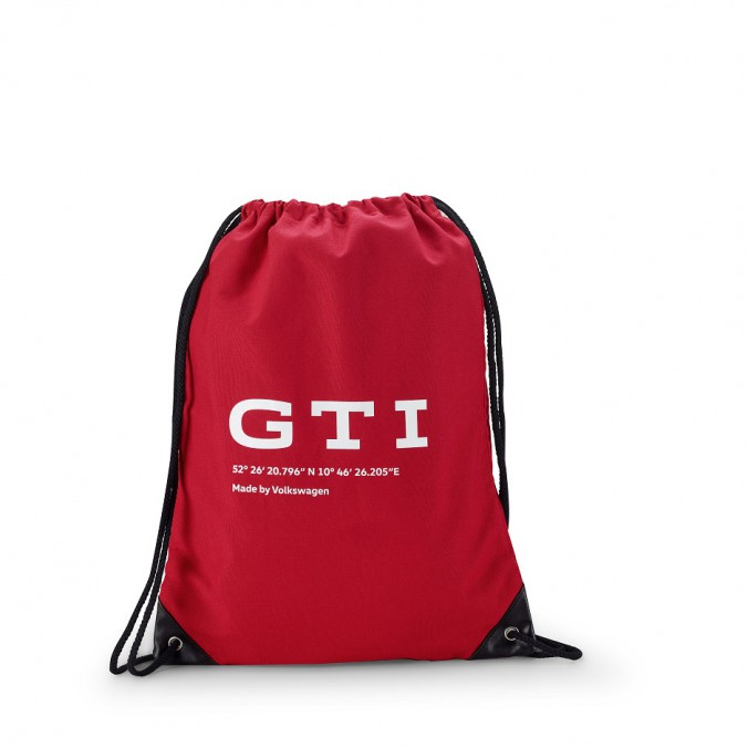 Worek-plecak sportowy GTI