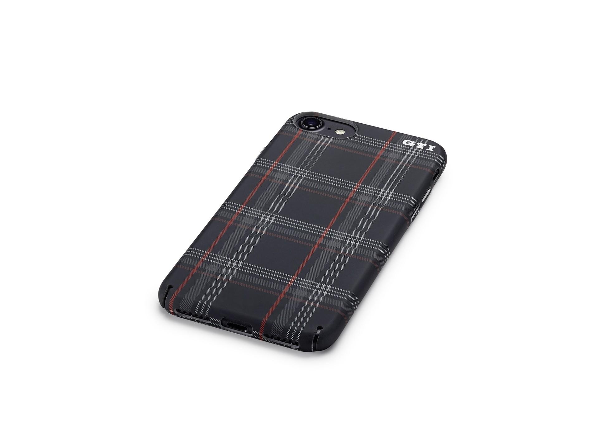Etui iPhone 7  GTI kratka Clark