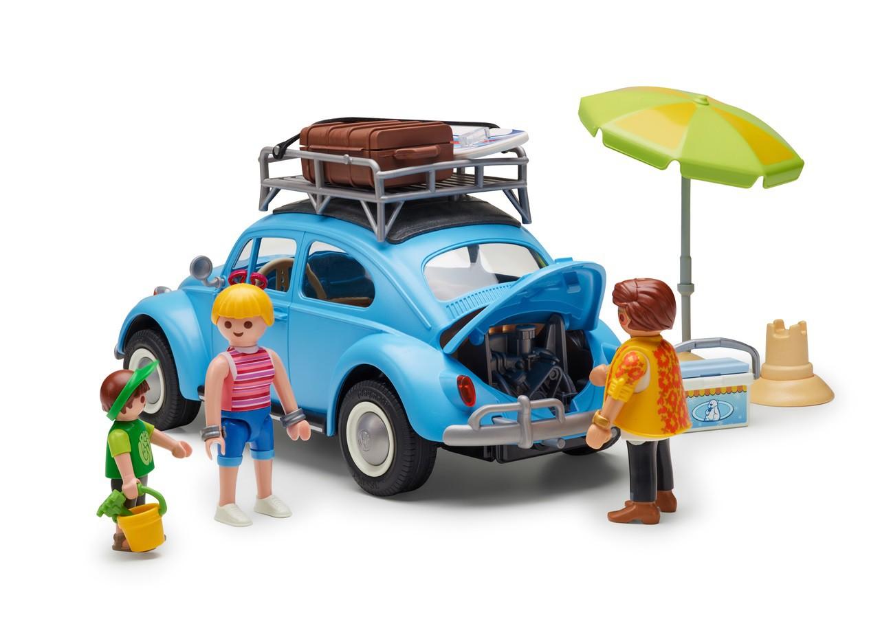 Zestaw Playmobil VW Beetle