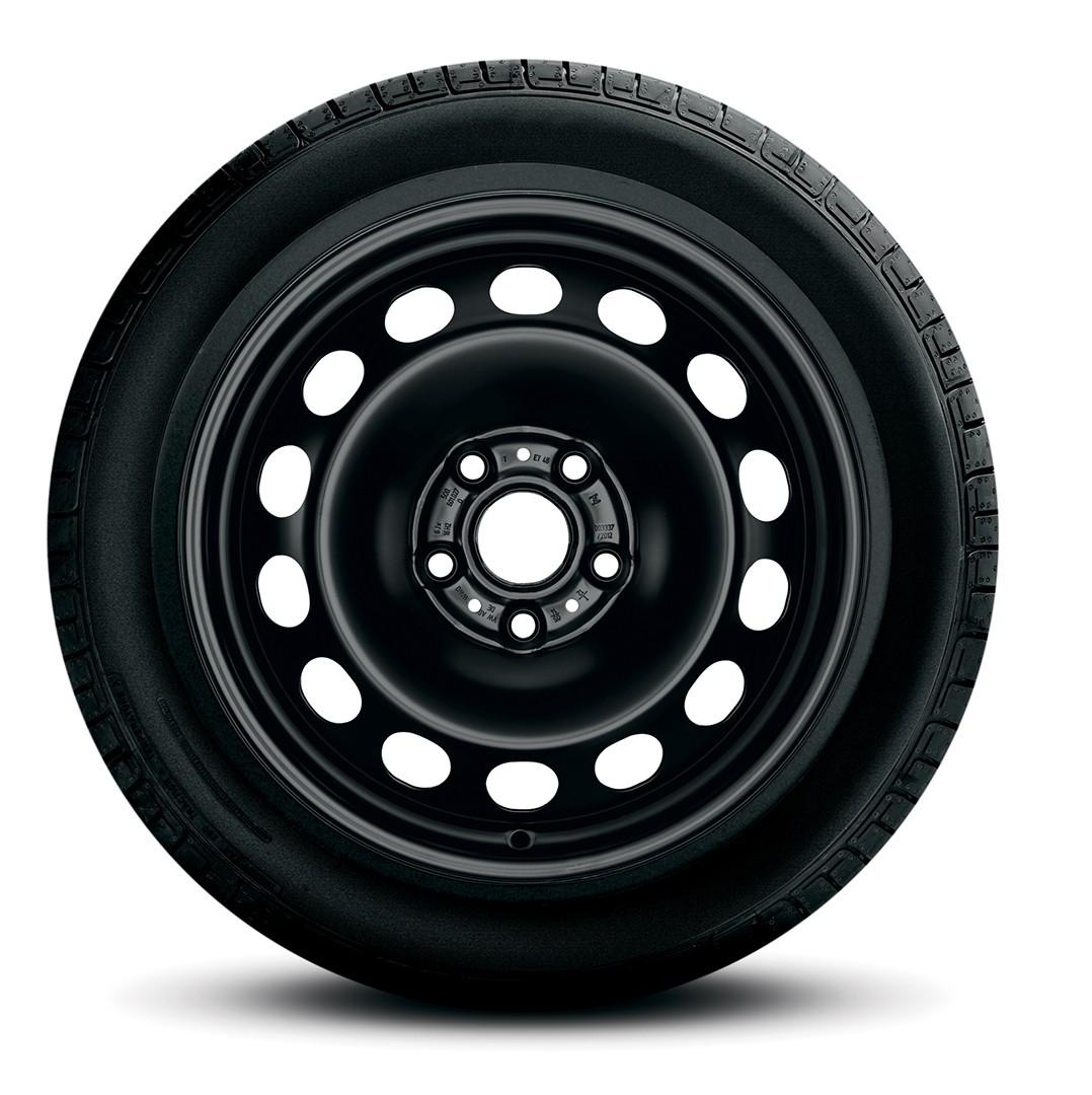 """Koło zimowe Passat B8  16"""" z oponą Pirelli, prawe"""
