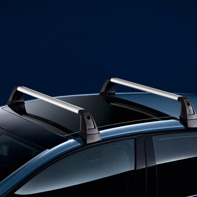 Belki bagażnika dachowego Golf 7, 4-drzwiowy
