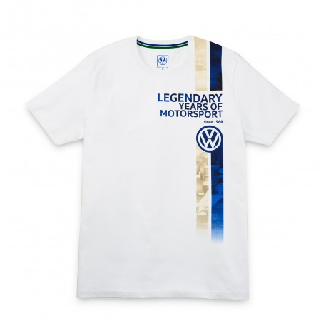 "T-shirt męski ""Legendary years of Motorsport"""