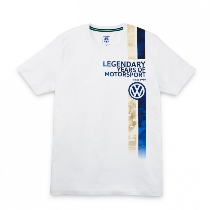 "T-shirt męski ""Legendary years of Motorsport"""