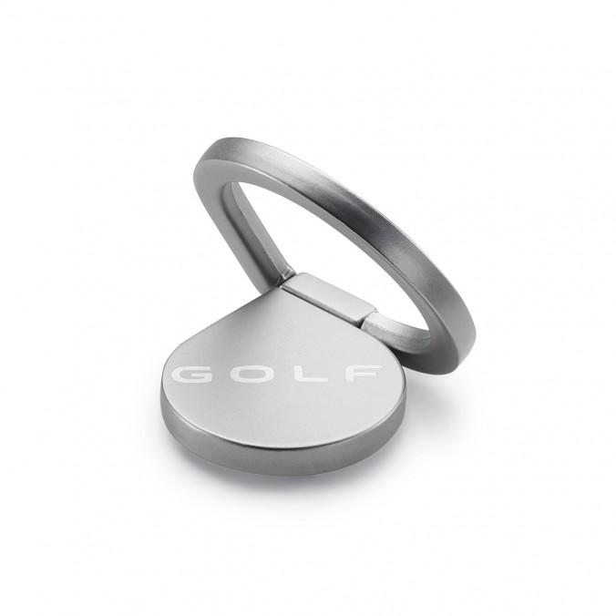 Selfie-Ring GOLF 8, srebrny
