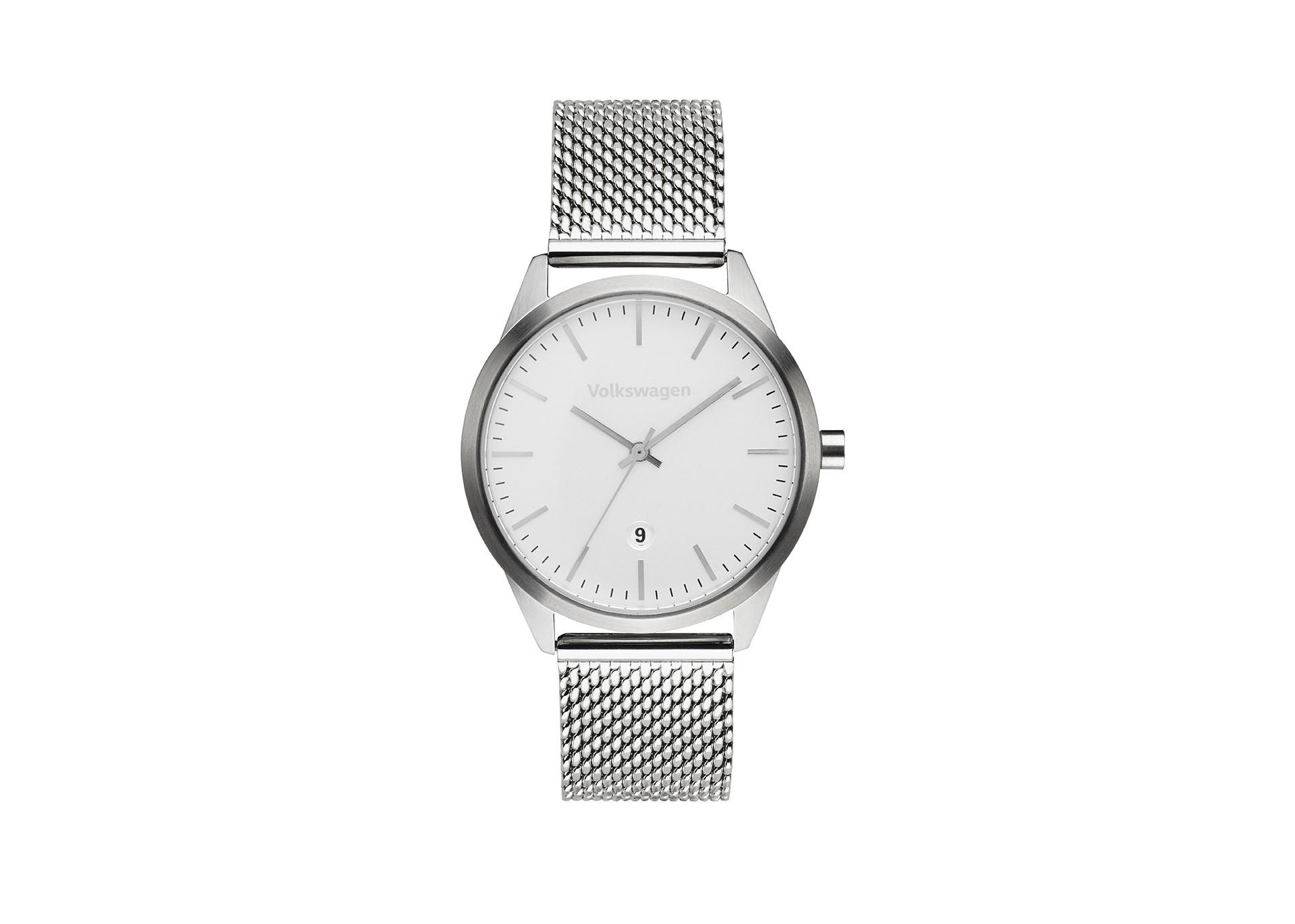Zegarek VW, 2 wymienne paski