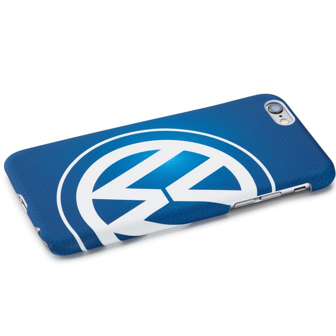 Etui iPhone 6, logo VW
