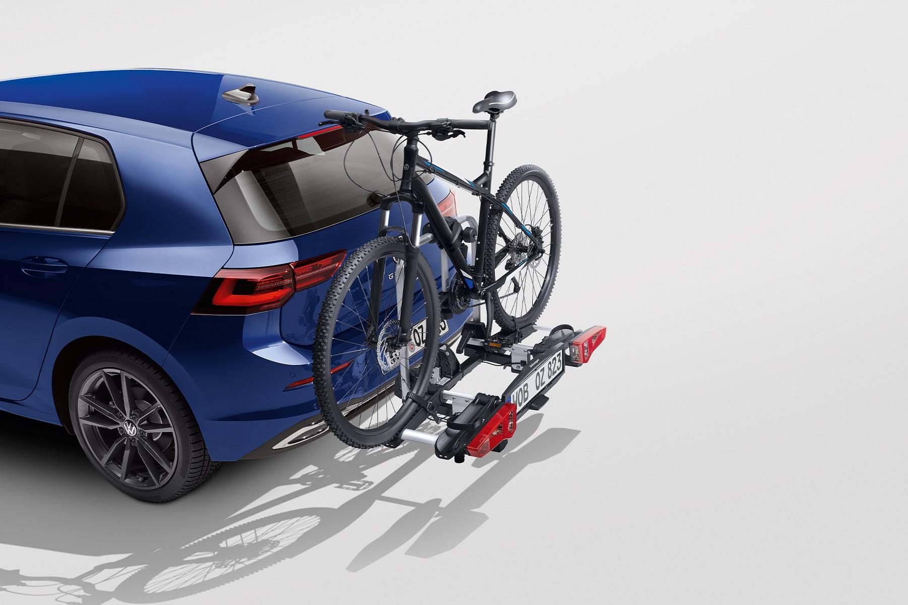Bagażnik rowerowy Premium montowany na haku holowniczym, 2 rowery